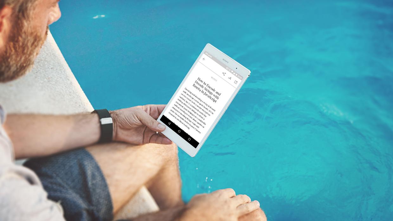 Android app development for Basketapp